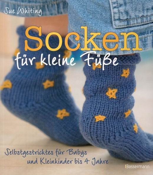 socken f r kleine f sse str mpfe stricken f r babys kleinkinder auch anf nger ebay. Black Bedroom Furniture Sets. Home Design Ideas