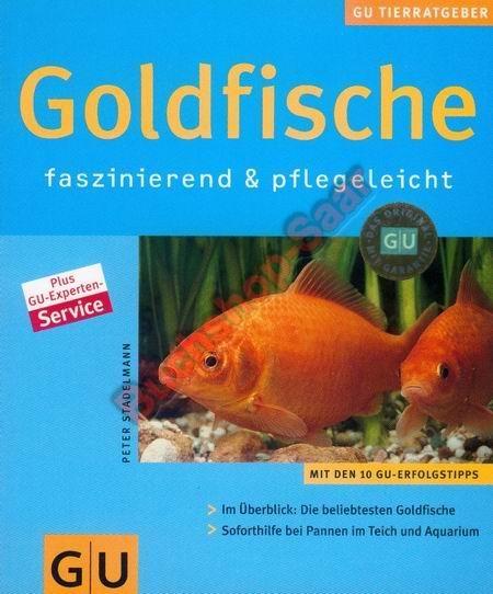 goldfische faszinierend pflegeleicht gu tierratgeber. Black Bedroom Furniture Sets. Home Design Ideas